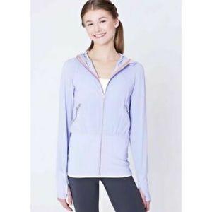Ivivva Wild Wonder Jacket in Lavender